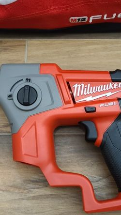 Milwaukee M12 FUEL 12-Volt Brushless 5/8 in. SDS-Plus Rotary Hammer for Sale in Santa Ana,  CA