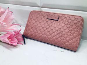 Gucci Micro Guccissima Zip Wallet for Sale in RCHO SANTA FE, CA