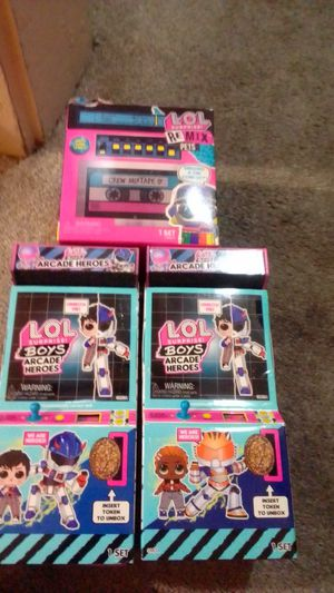 Lol dolls and etc for Sale in Salt Lake City, UT