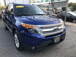 2013 Ford Explorer XLT. Awd for Sale in Passaic, NJ
