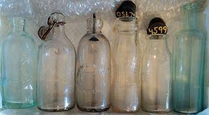 Antique Bottle Collection for Sale in Sun City Center, FL