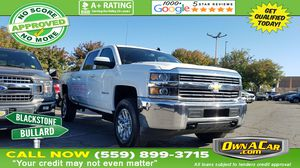 2016 Chevrolet Silverado 2500HD for Sale in Fresno , CA