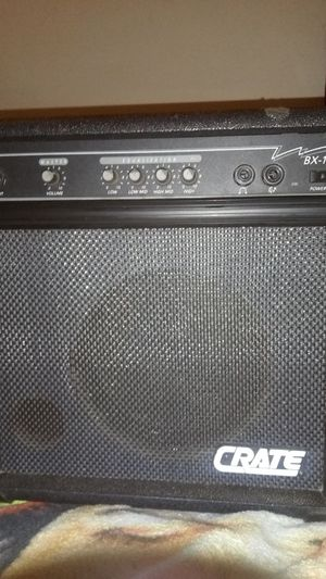 Bx-15 crate bass amplifier for Sale in Maryville, TN