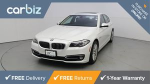 2016 BMW 5 Series for Sale in Baltimore, MD