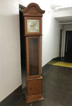 Clock, chimes with storage for Sale in Pasadena, CA