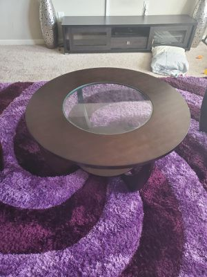 Table and end tables set for Sale in Smyrna, TN