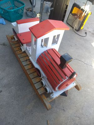 Train for Sale in Long Beach, CA