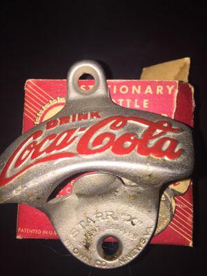Antique Coca Cola Bottle Opener for Sale in Columbus, OH