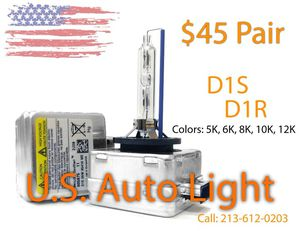 D1s / D1r Factory HID Xenon Headlight Light bulbs Replacement 35W for Sale in Los Angeles, CA
