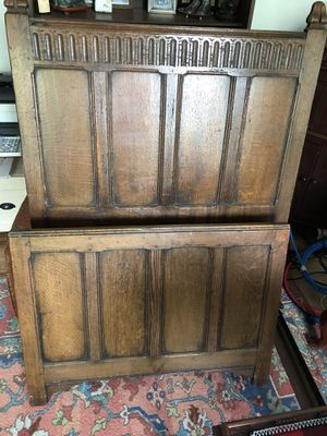 Antique English twin bed for Sale in Richmond, VA