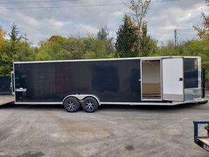 Enclosed trailer Aluminum for Sale in North Aurora, IL