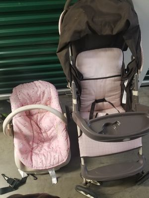 Baby: Carseat, Stroller, Playpin for Sale in Washington, DC