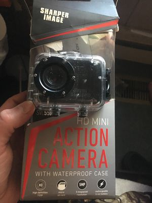 Action camera brand new never used for Sale in Norfolk, VA