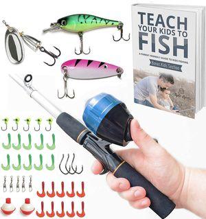 Kids Fishing Rod Set for Sale in Long Beach, CA