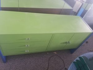TV table/storage (3 shelves + doors) for Sale in Fort Lauderdale, FL