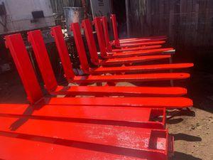 Used sets of forklift forks or extenders for Sale in Portland, OR