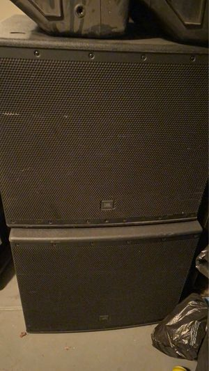 Sound lighting and dj equipment for Sale in Fresno, CA