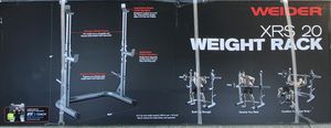 Weider XRS 20 Weight rack for Sale in Covina, CA