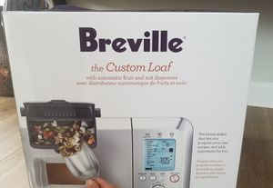 Breville bread maker for Sale in Troy, MI