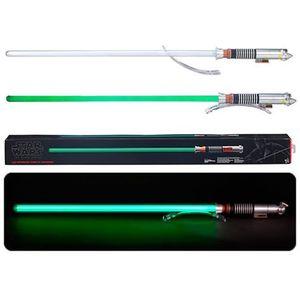Star Wars Black Series Luke Skywalker Force FX Green Lightsaber for Sale in Fountain Valley, CA
