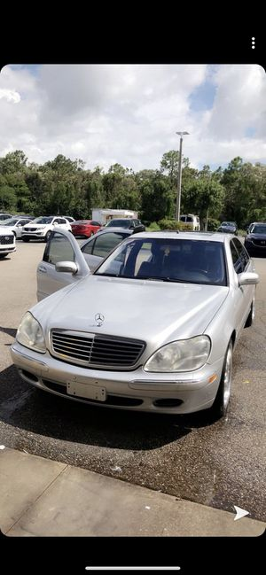 Mercedes Benz s 430 for Sale in Cape Coral, FL