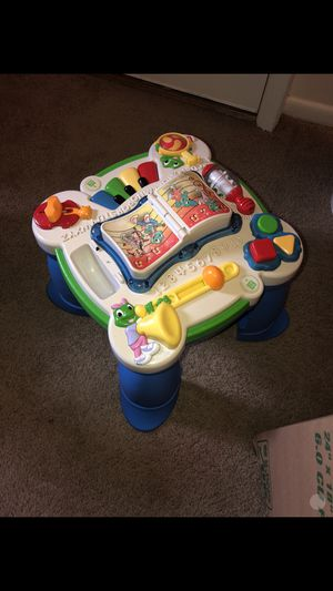 Baby toy leap frog for Sale in Laurel, MD