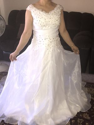 Wedding dress for Sale in Poway, CA