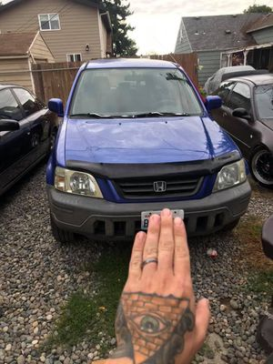 2001 Honda CRV for Sale in Tacoma, WA