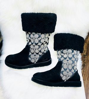 Authentic Coach Kally Boots for Sale in Chandler, AZ