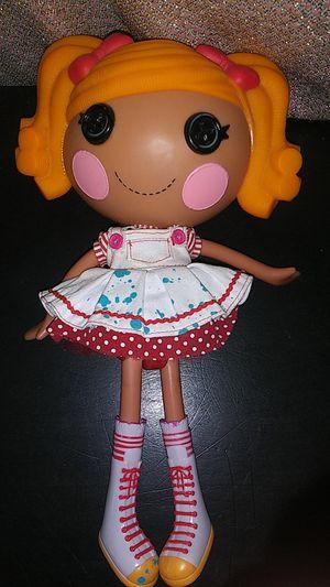 "Lalaloopsy Spot Splater Splash doll 12"" tall $24 for Sale in El Cajon, CA"