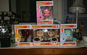 Dragon Ball Z Funko Pops for Sale for Sale in East Hartford, CT