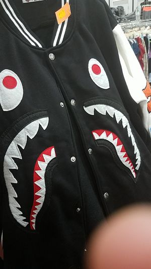 Bape jacket for Sale in Woodstock, IL