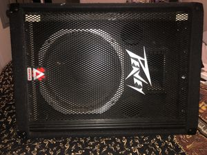 10 in Peavey Speaker for Sale in Greenville, NC