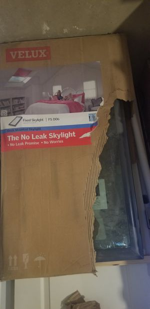 Velux Fixed Skylight for Sale in Glocester, RI