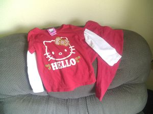 Hello Kitty outfit 18-month for Sale in Vancouver, WA