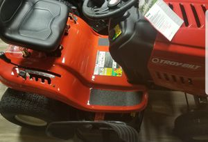Troybuilt riding lawn mower for sale for Sale in TEMPLE TERR, FL