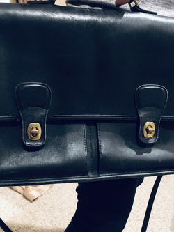 Coach Leather Briefcase for Sale in Fort Myers,  FL