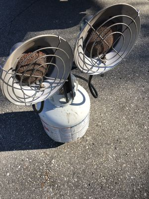 Propane heater. Works well for Sale in Waterford Township, MI
