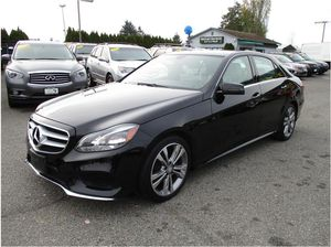 2014 Mercedes-Benz E-Class for Sale in Lakewood, WA