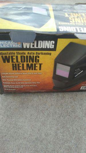 Welding helmet for Sale in Payson, AZ