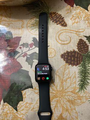 Apple Watch 5 series black 40mm for Sale in Los Angeles, CA