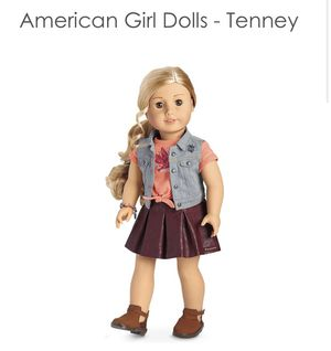 American girl doll tenney for Sale in Chicago, IL