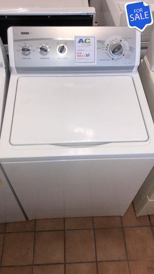 BIG BARGAINS!! 110v Kenmore Washer CONTACT TODAY! #1512 for Sale in Ellicott City, MD