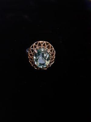 Size 6 gem stone ring for Sale in PT CHARLOTTE, FL