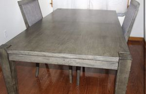 $250 Must sell!! Ashley Furniture Chadoni Dining Room Table & Chairs for Sale in Erie, PA
