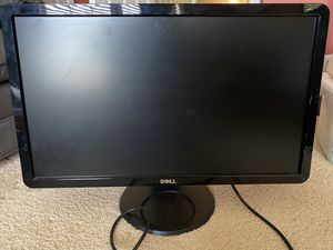 Dell S2409W24'' (HDMI, DVI, VGA) monitor/display for Sale in Albany, NY