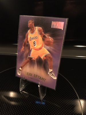 **1997 Skybox Kobe Bryant Card**Vintage Lakers Jersey 8 Black Mamba Collectible Memorabilia**MINT**$29 OBO for Sale in Carlsbad, CA