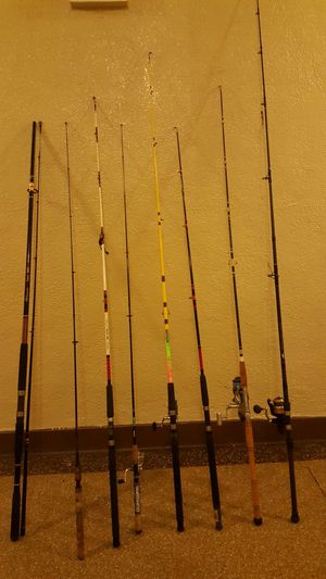 Fishing poles for Sale in Brooklyn, NY