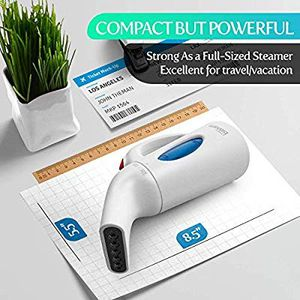 iSteam Steamer for Clothes [New Technology] Powerful Dry Steam Iron for Sale in Baldwin Park, CA