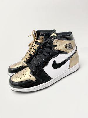 Jordan 1 'gold toe' for Sale in Compton, CA